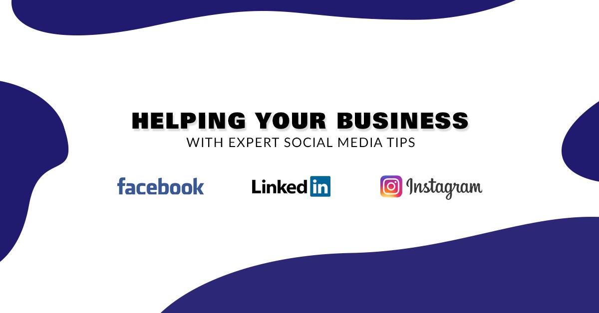 Expert Social Media Tips