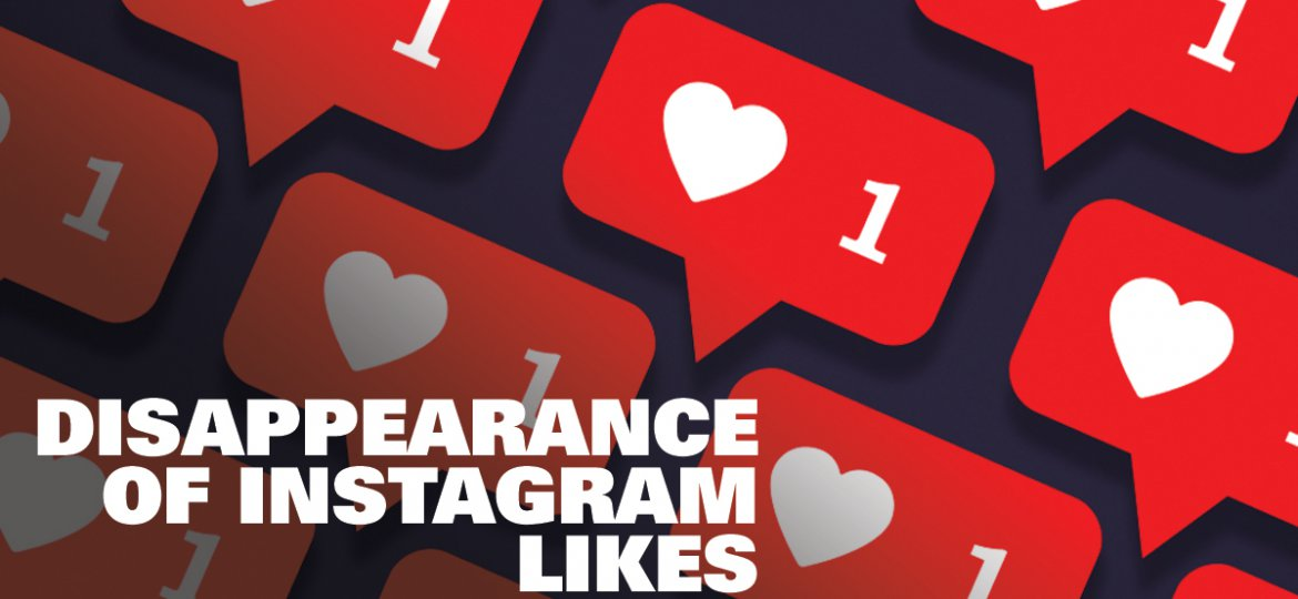 Instagram likes disappear